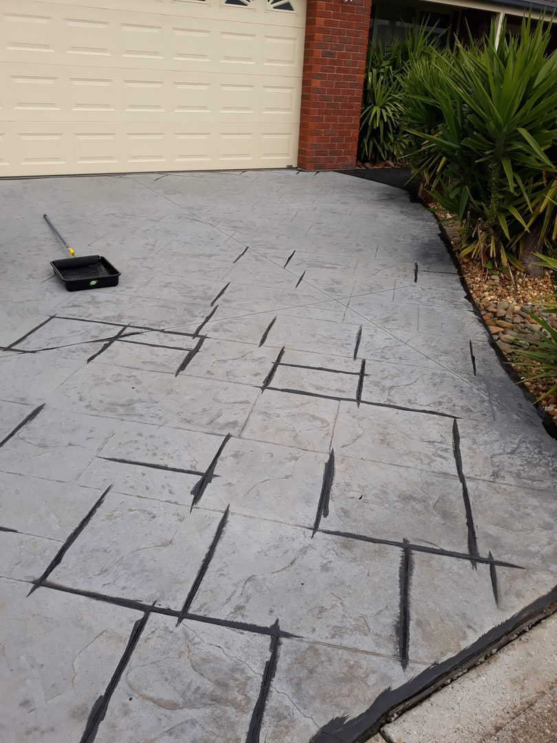Outdoor cleaning - driveway