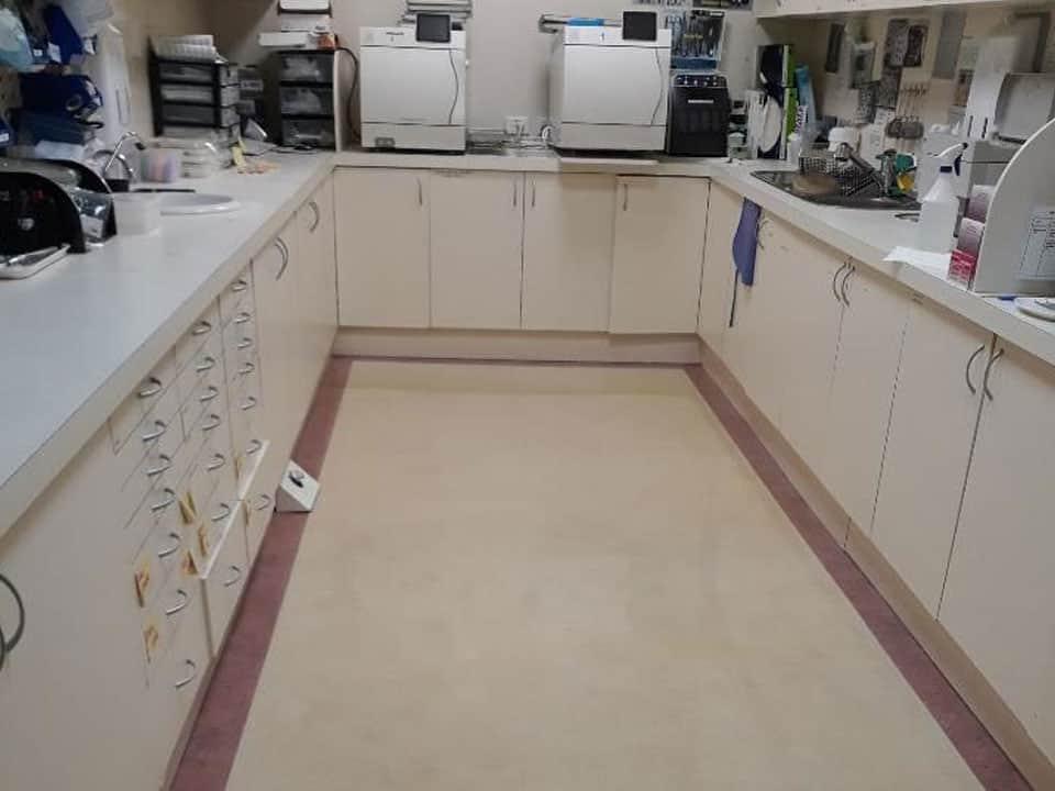 vinyl floor strip
