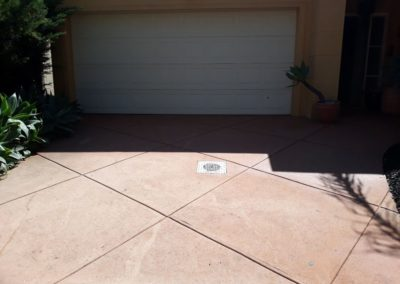 outdoor tile cleaning after